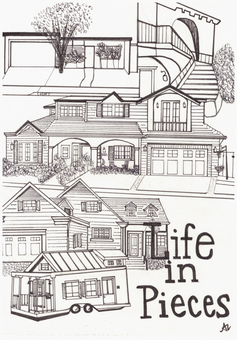 Life In Pieces Homes, Ink (2019)
