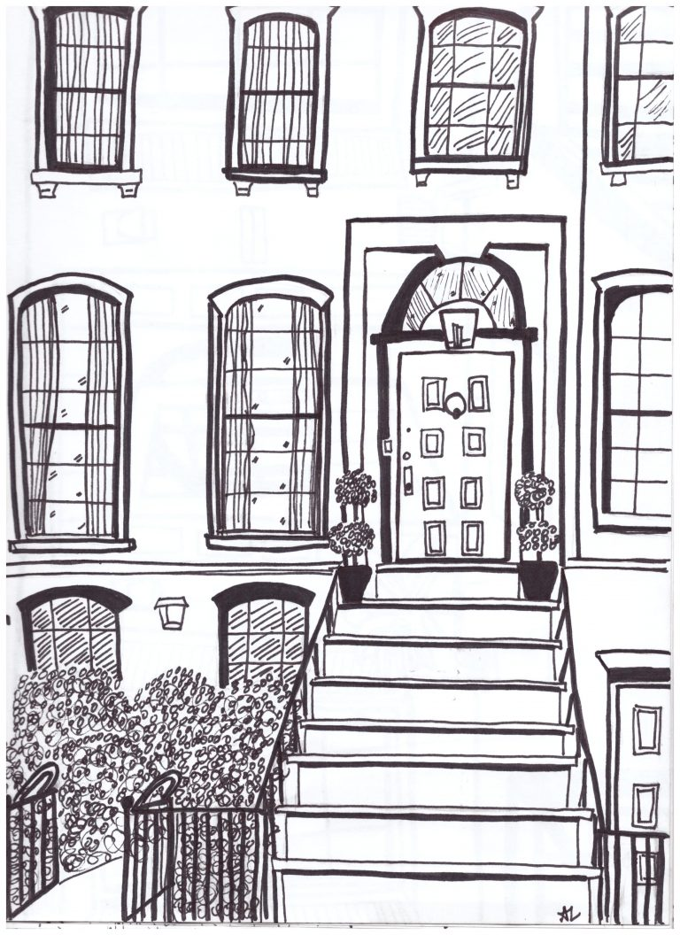 NYC Townhouse, Ink (2019)